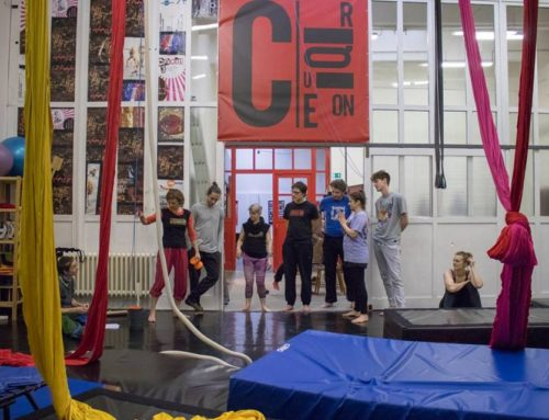 Joint Staff Training exchange – Cirqueon (Prague) 14.02.18 – 21.02.18