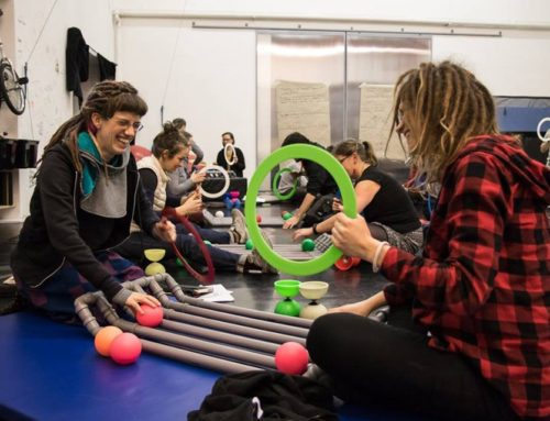 Next Workshop. Functional Juggling. Prague. 17-21.09.2018