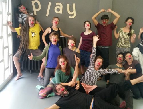 Theater Clown Workshop.  Thessaloniki 01 – 05 October 2018