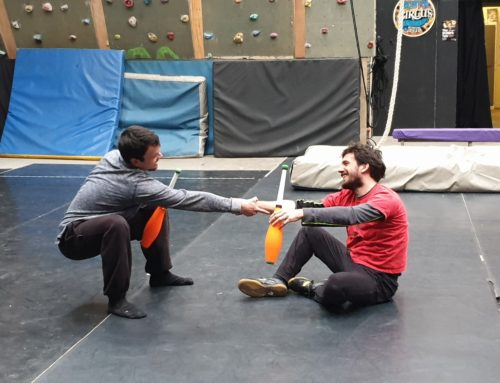 Theatre applied to Circus. Bristol (UK) 04-08 March 2019